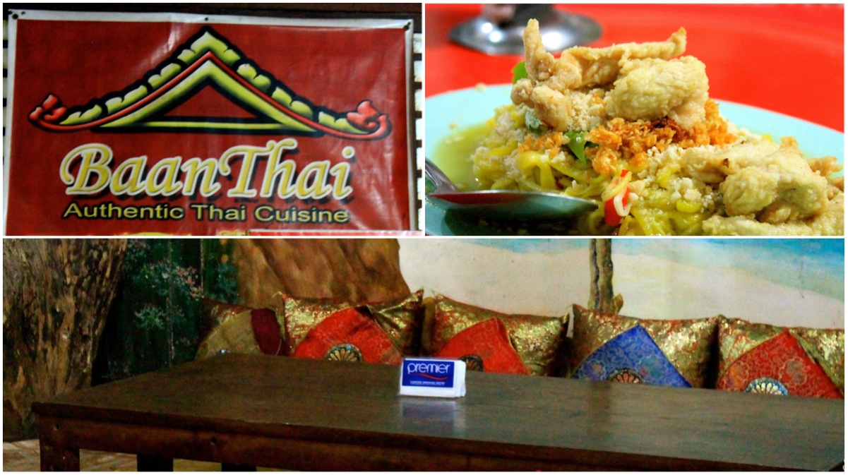 Baan Thai Authentic Cuisine Los Banos Laguna