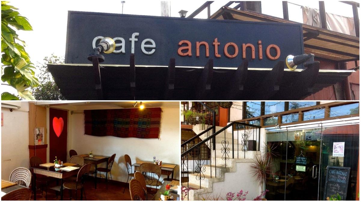 Cafe Antonio Los Banos Laguna