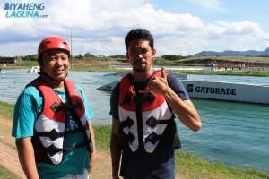 Adventure Buddies Emer and Jan at Republ1c Wakepark Nuvali Laguna