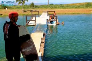 Riding Dock Republic Wakepark Nuvali Laguna