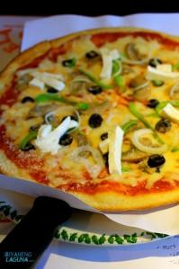 Kesong Puti Pizza Arabela Stopover Liliw Laguna