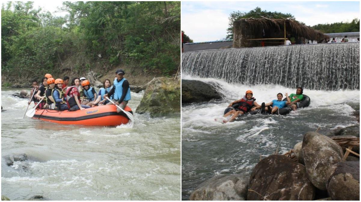 Nic's Picks- Water Rafting and Water Tubing at Laguna Philippines