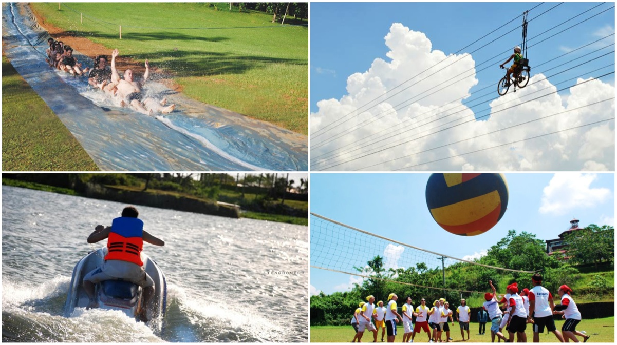 Fun Places- Caliraya Resort Club Laguna