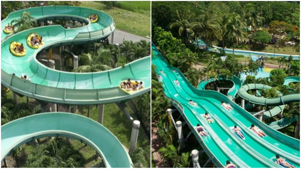 Fun Places- Splash Island Laguna
