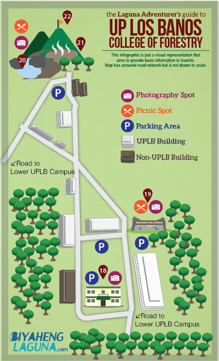 UPLB Map- Forestry