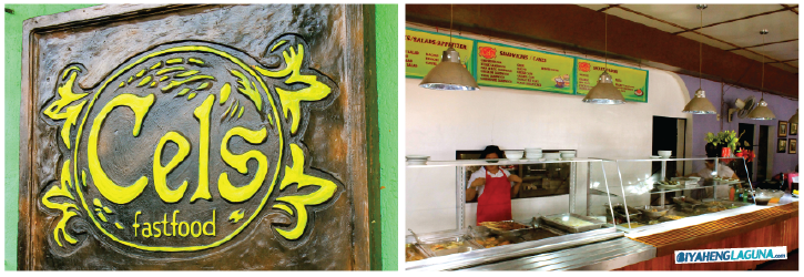 UPLB- Cels Fastfood Los Banos