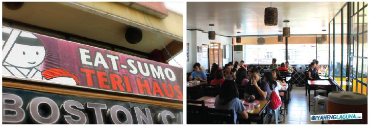 UPLB- Eat Sumo Japanese Restaurant Los Banos