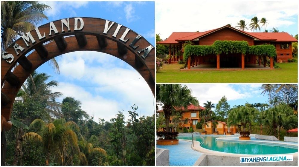 team building venues- samland villa