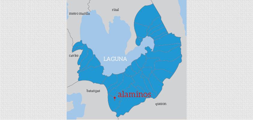 Alaminos Laguna Biyaheng Laguna