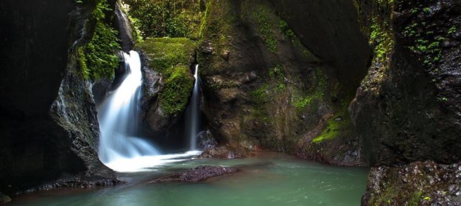 Ambon-ambon Falls and Biak na Bato Falls