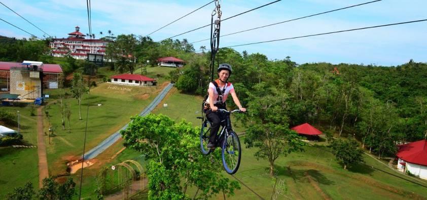 Caliraya Resort Club Biyaheng Laguna