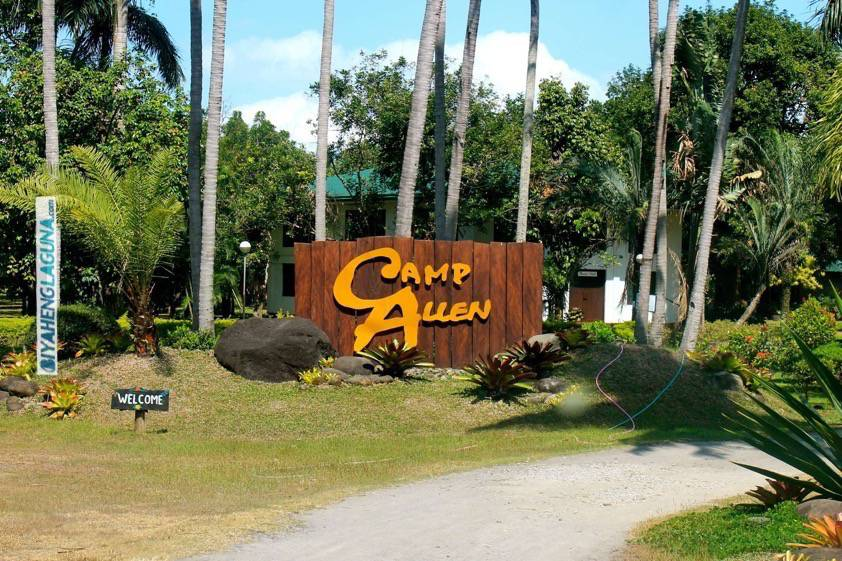 Camp Allen Biyaheng Laguna