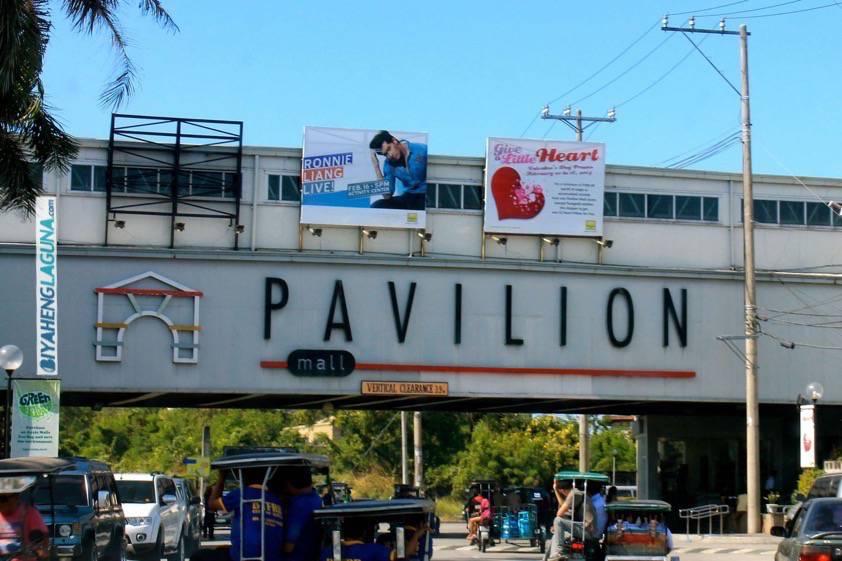 Pavilion Mall Biyaheng Laguna